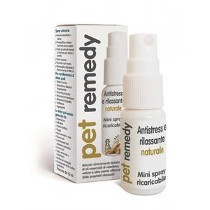 Tecknofarma PET REMEDY spray -  Antistress Rilassante naturale - 15 ml