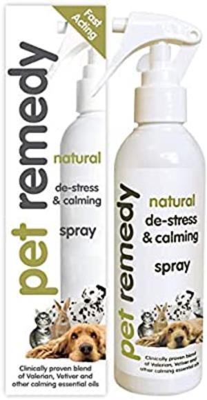 Copia di Tecknofarma PET REMEDY spray -  Antistress Rilassante naturale - 200 ml