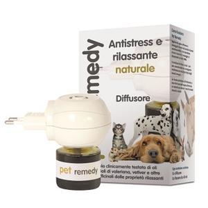 Tecknofarma PET REMEDY DIFFUSORE  - Diffusore + Flacone 40 ml.