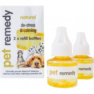 Teknofarma Pet Remedy Diffusore - 2 Ricariche Flacone 40ml