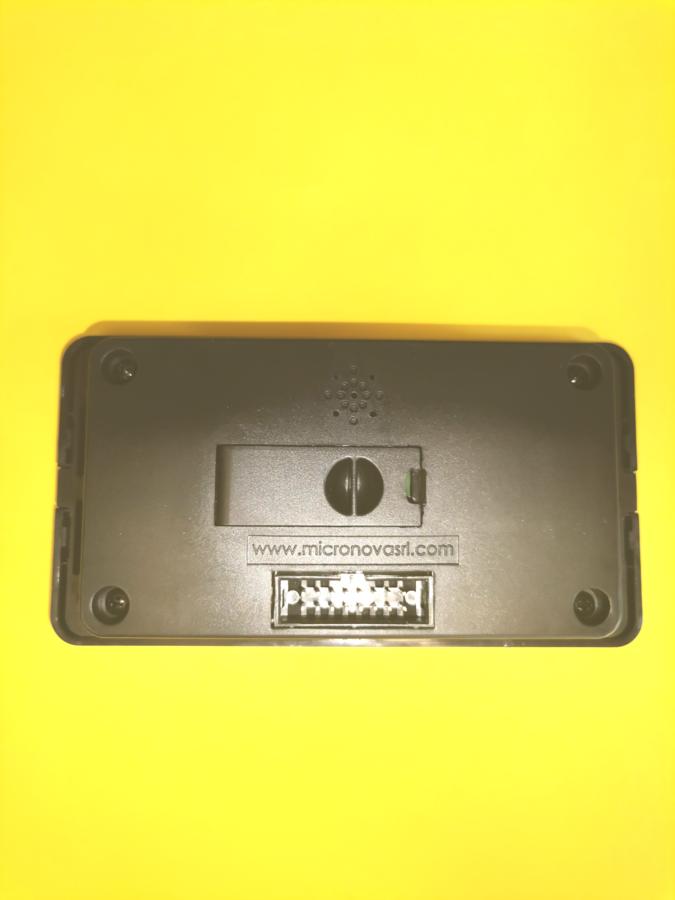 PANNELLO DI CONTROLLO LCD STUFE CAMINETTI MONTEGRAPPA