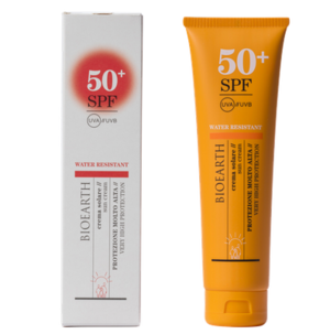 Bioearth - Crema solare SPF50+ Water Resistant