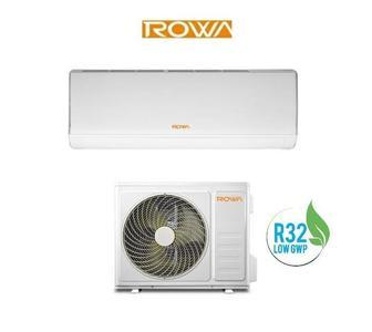 ROWA Climatizzatore 12000BTU Inverter A++/A+ R32 XA51  WI-FI ANNI DI GARANZIA 2+2