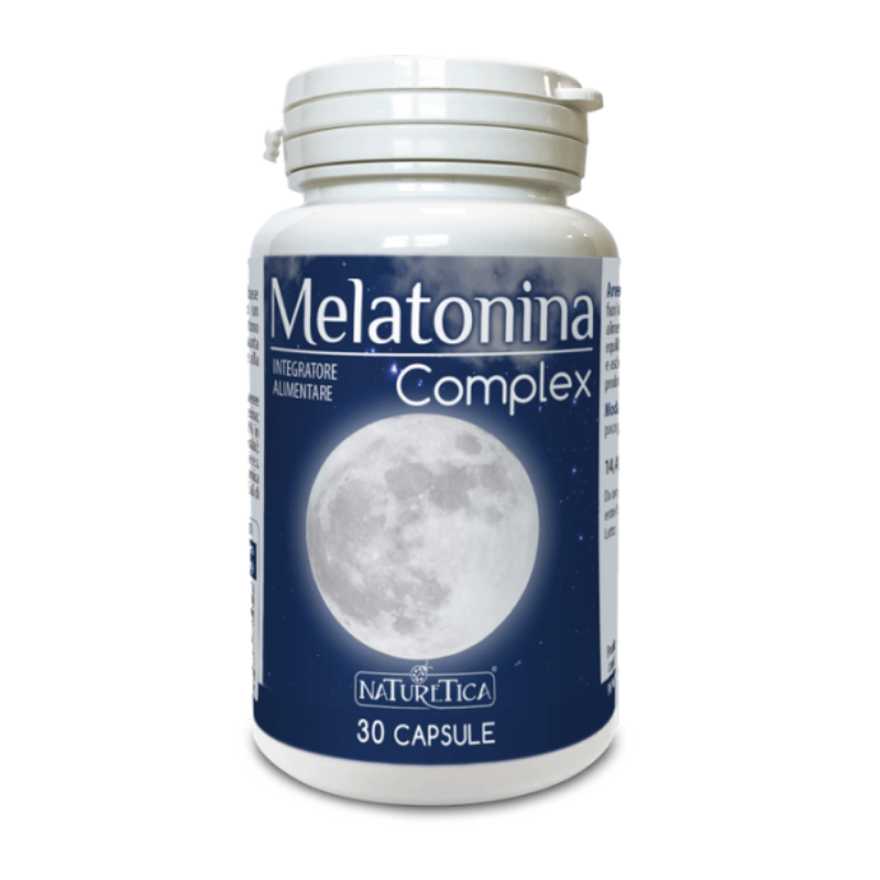 Naturetica - Melatonina complex
