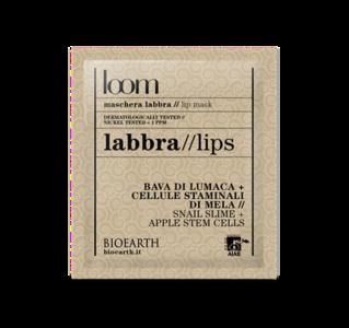 Bioearth - Loom Maschera labbra