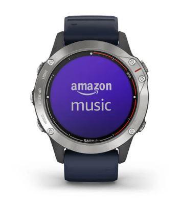 Garmin Smartwatch Quatix® 6 - Offerta di Mondo Nautica  24