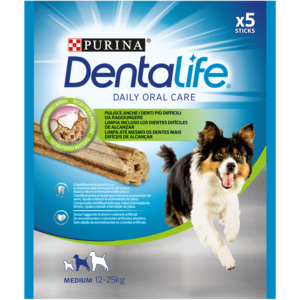 Dentalife Medium 5 Sticks 115 gr Purina