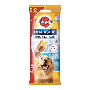 Dentastix XLarge 5+2 in Omaggio Pedigree