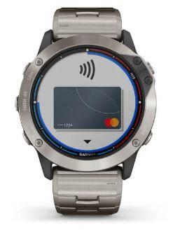 Garmin Smartwatch Quatix® 6X Solar - Offerta di Mondo Nautica  24