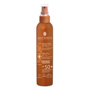 NATURE'S Solare Spray Fluido SPF 50+ BAMBINI Viso - Corpo