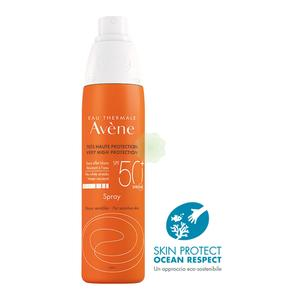 AVENE LATTE SOLARE Spray SPF 50+