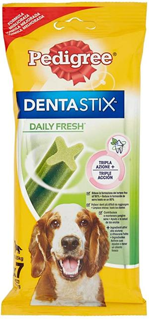 Dentastix Medium Fresh Pedigree