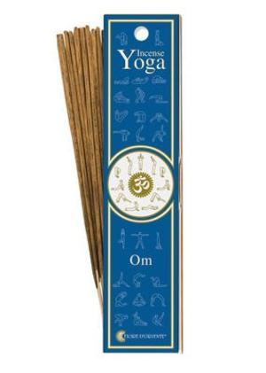 Incensi Yoga - OM 10 sticks