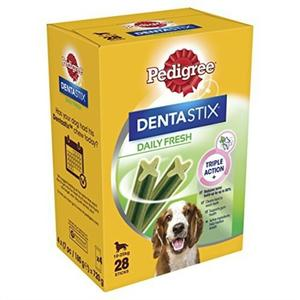 Dentastix Multipack Medium Fresh 28 pz Pedigree