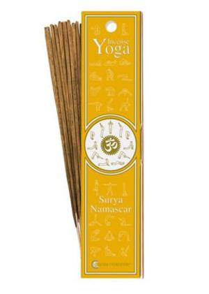 Incensi Yoga - Surya Namaskar 10 sticks