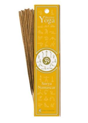 Incensi Yoga - Surya Namaskar 10 sticks