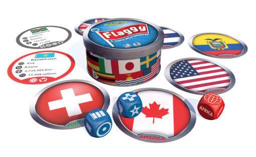 Flaggy Il gioco delle bandiere