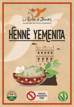 Hennè Yemenita