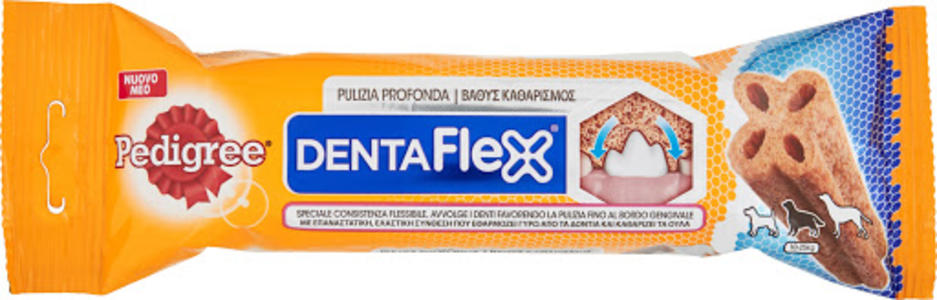 Dentaflex Snack Medium 80 gr. Pedigree