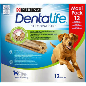 Dentalife Large 426 gr. 12 Pz. Purina