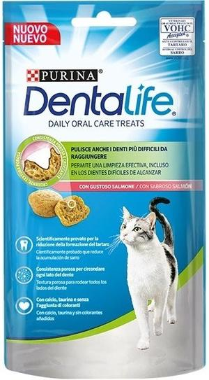 Dentalife Cat 40 Gr. Salmone Purina
