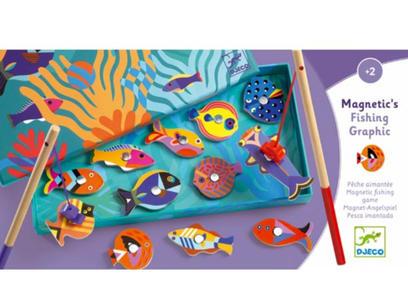 Pesca magnetica Graphic