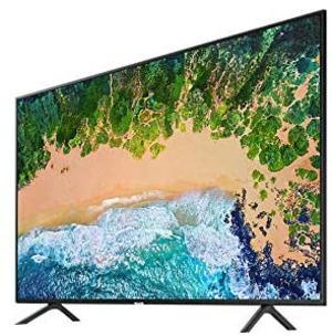 SAMSUNG TV 55  TU7172 4K SMART 1400HZ DVB-T2/S2 EUROPA BLACK