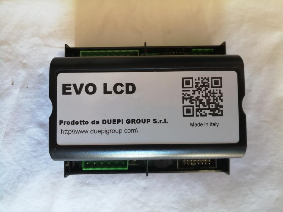 CENTRALINA/SCHEDA MADRE EVO LCD DUEPI GROUP