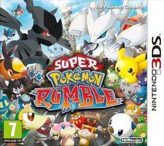 Super Pokémon Rumble 3DS Nuovo - Nintendo DS - Ver.Ita