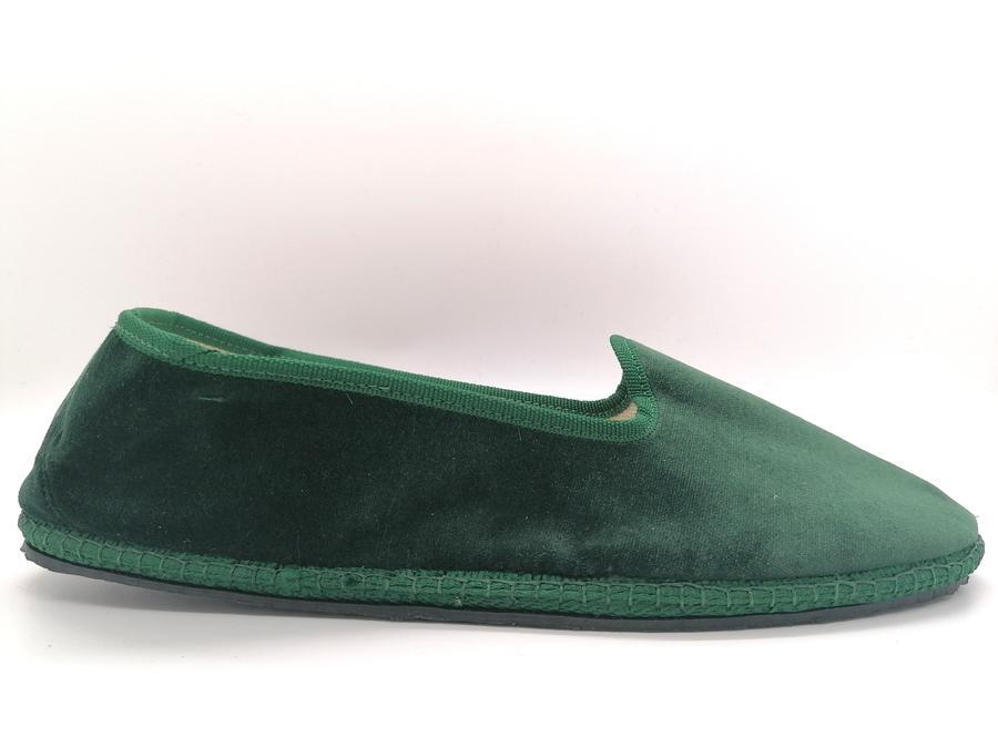 Friulana Fratta - 205 piatta - Velluto Verde