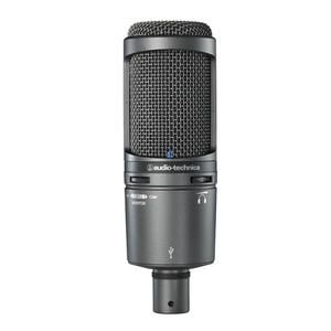 AudioTechnica AT2020USB+