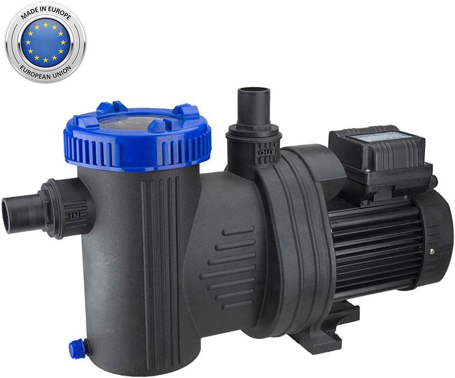 Ricambio motore Pompa WP16000 da 10 mc/h 0,60 HP per filtro a Sabbia BWT SHOTT NEW PLAST