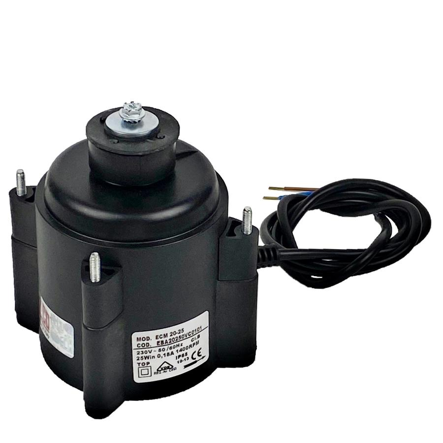 Fan Motor ELCO 20W ECM 20-25 EBA with cable