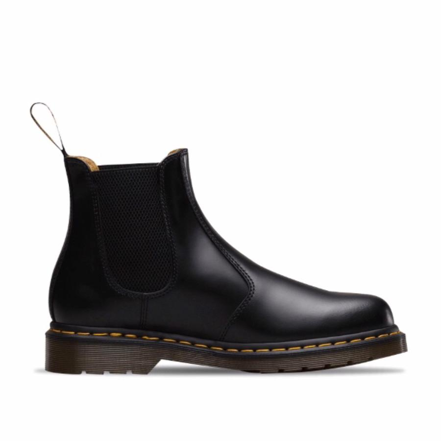 DR. MARTENS 2976 YS SMOOTH BLACK