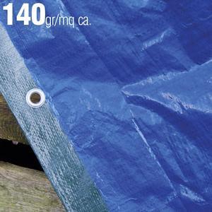 Telone Rafia Gr.140  8 x 12 mt Verdelook