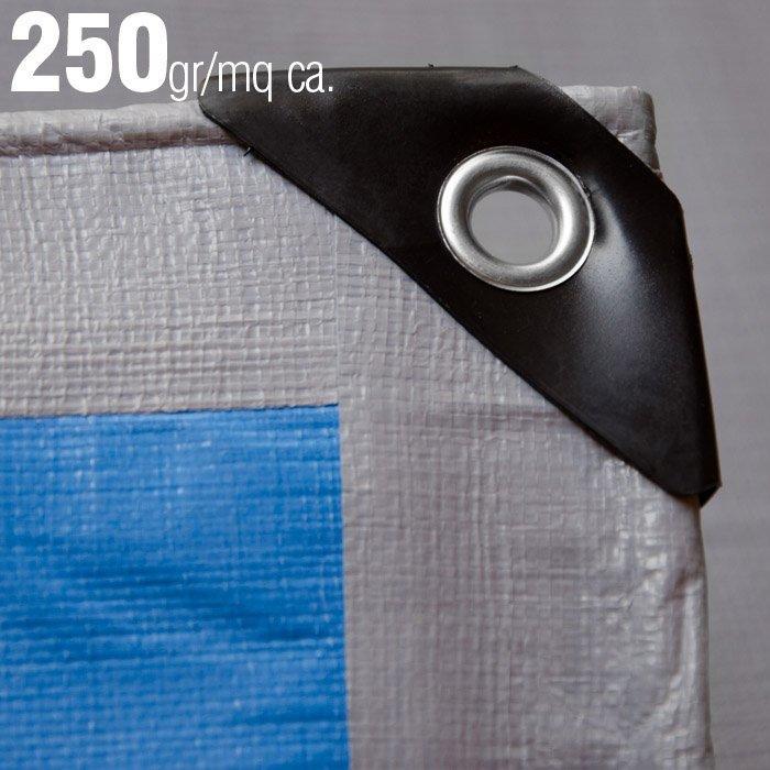 Telone Rafia Verdelook 250 Gr. 5 x 8 M.