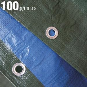 Telone Rafia Verdelook 100 Gr. 4 x 4 M.
