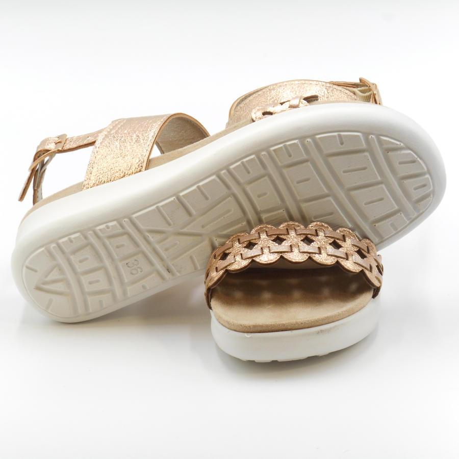 InBlu sandalo basso DV000008