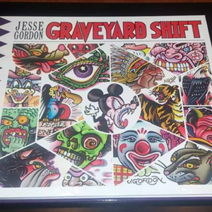 Graveyard Shift - Jesse Gordon
