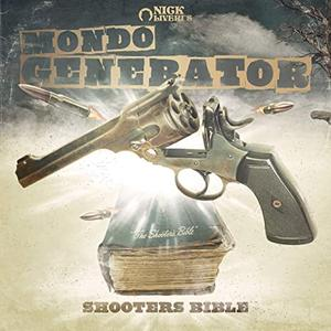 MONDO GENERATOR - SHOOTERS BIBLE  LP(LIMITED GREEN / TRADITIONAL BLACK)  (Heavy Psych Sounds)