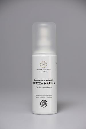Deodorante Naturale Brezza Marina 100 ml