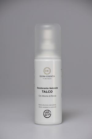Deodorante Naturale Talco 100 ml