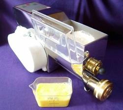Macchina per pasta con trafile Made in italy professionale bigolaro elettrico LILLODUE
