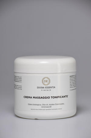 Crema Massaggio Tonificante 500 ml
