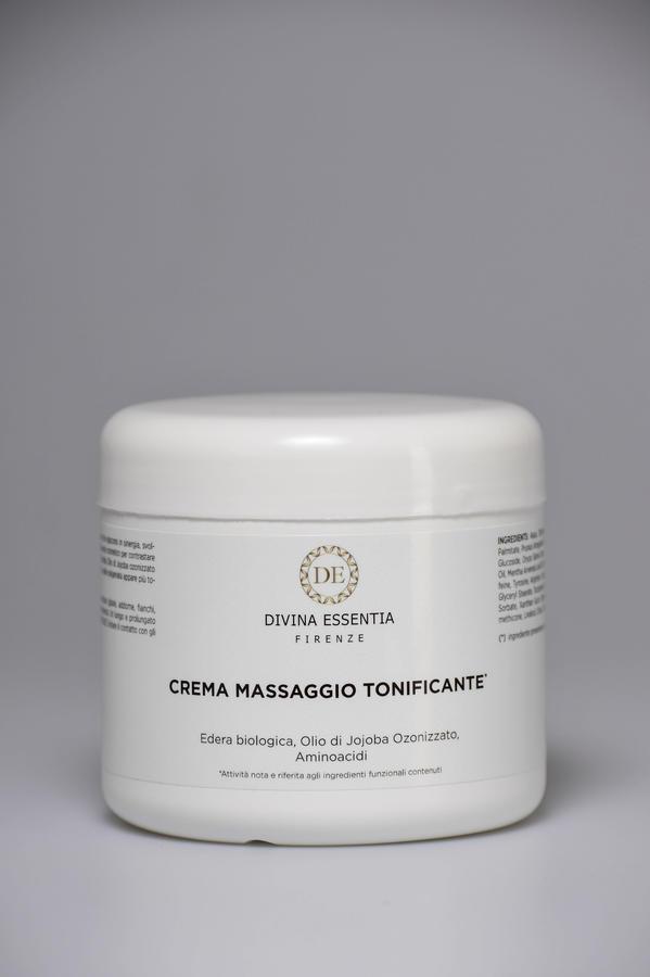Crema Massaggio Tonificante 500 ml