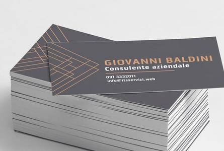 Biglietti da Visita Classici (cm 8,5 x cm 5,5)