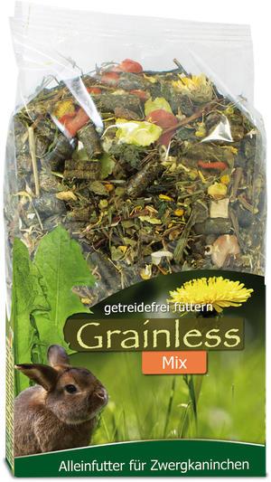 Jr Farm Grainless Mix Conigli - 650 Gr.