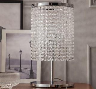 Lume Santena di Tonin Casa in Cristallo Asfour e Cromo - Offerta di Mondo Luce 24