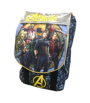 Zaino Avengers Estensibile - SM-70938 - 5+ anni