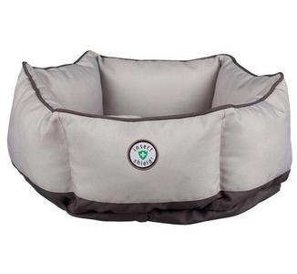 Trixie Insect Shield 50 cm Cuccia Sfoderabile Tonda Cuscino Per Cani Marrone Materasso